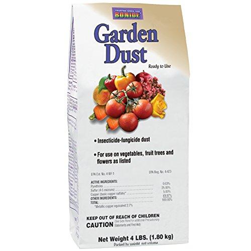 Garden Dust (Bonide Chemical Number-4 Garden Dust, 4 lb bag)