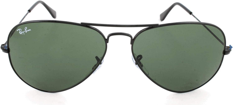 TALLA 58. Ray-Ban Gafas de sol AVIATOR 3025 - negro [55 mm/58 mm/62 mm]