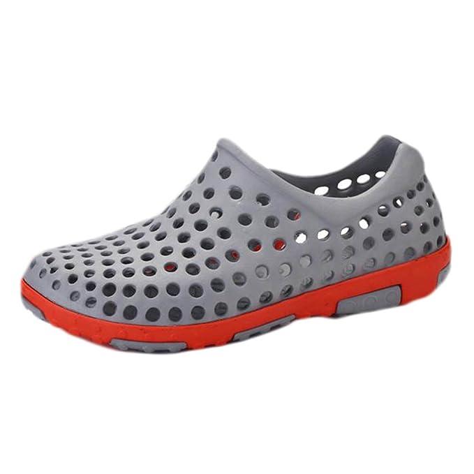 LUNA VOW Malla transpirable Zapatos de vadeo de secado rápido Sandalias de playa Zapatillas de agua