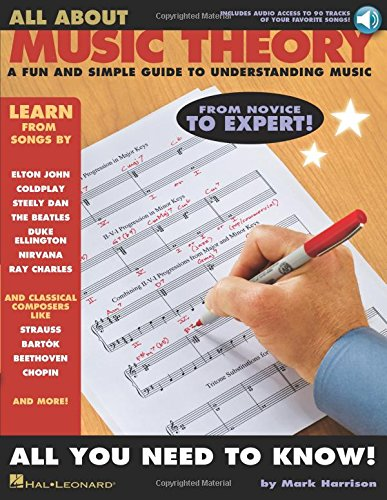 All About Music Theory: A Fun and Simple Guide to Understanding Music Online Audio Access