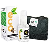 Ecomoist Vinyl Cleaner Kit 50ML with Fine Microfiber Towel , Made in the UK. Green product.