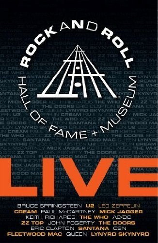Rock and Roll Hall of Fame Live by Time Life Entertainment
