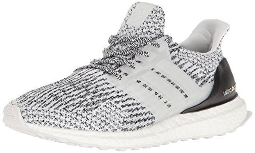 Used, Adidas Performance Men's Ultraboost Running Shoe, White/White/Black, for sale  Delivered anywhere in Canada