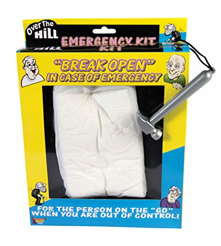Over Hill Emergency Underwear Gift product image