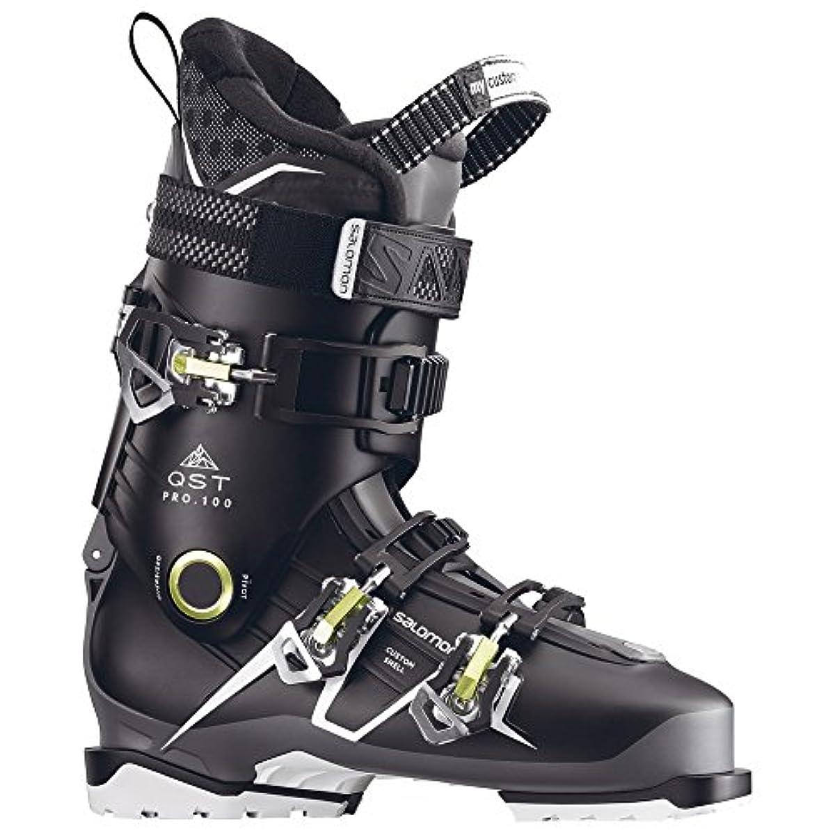 [해외] 살로몬SALOMON 스키화 QST PRO 100 퀘스트quest 프로 100 2016-17 모델