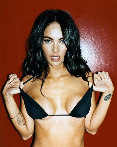 - Megan Fox 8x10 Celebrity Photo #07