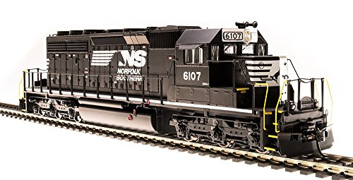 Broadway Limited Norfolk Southern SD40-2 #6159 W/ Sound & DCC