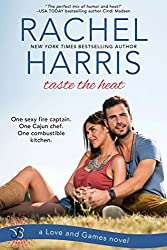 Taste the Heat (Love and Games Book 1)