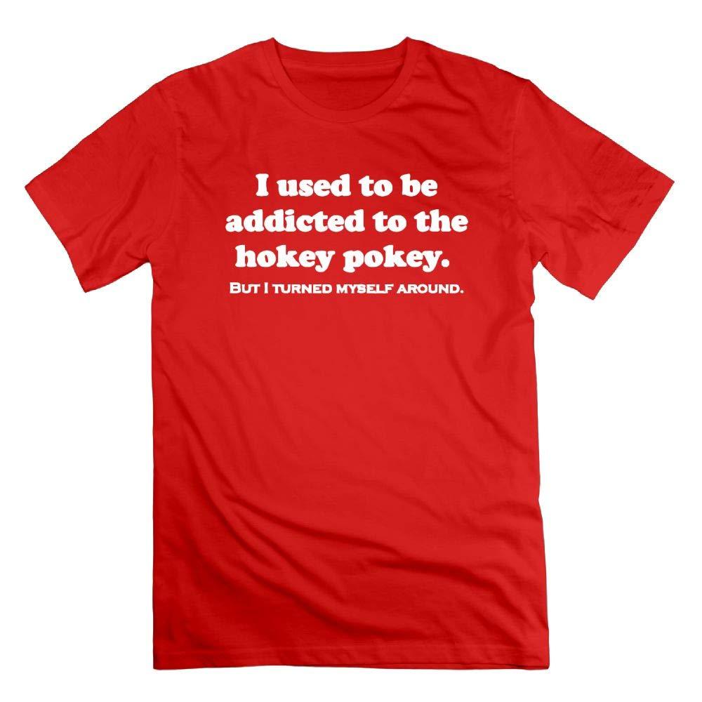 S I Used To Be Addicted To The Hokey Pokey Funny Tshirt