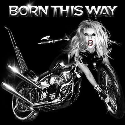 Born This Way by Lady Gaga (2011) Audio CD