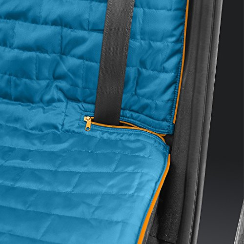 Image of Kurgo Waterproof Reversible Loft Hammock Style Dog Car Seat Cover, Pet Seat Cover