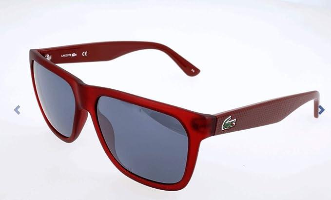Lacoste Sonnenbrille L732S Gafas de sol, Rojo (Rot), 56.0 ...