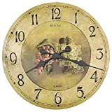 grapes wall clock - Bulova C3260 Whittingham Clock