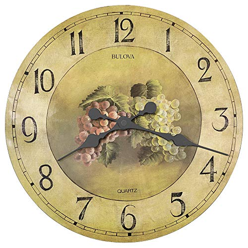 Bulova C3260 Whittingham Wall Clock
