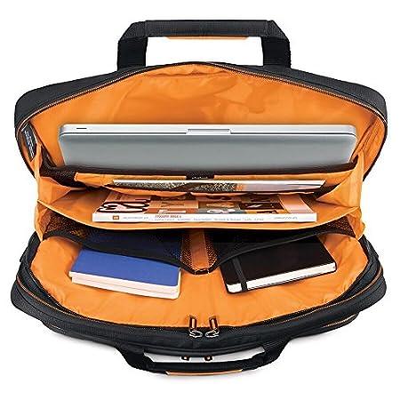 Solo Focus 17.3 Inch Laptop Briefcase Black UBN300-4U2