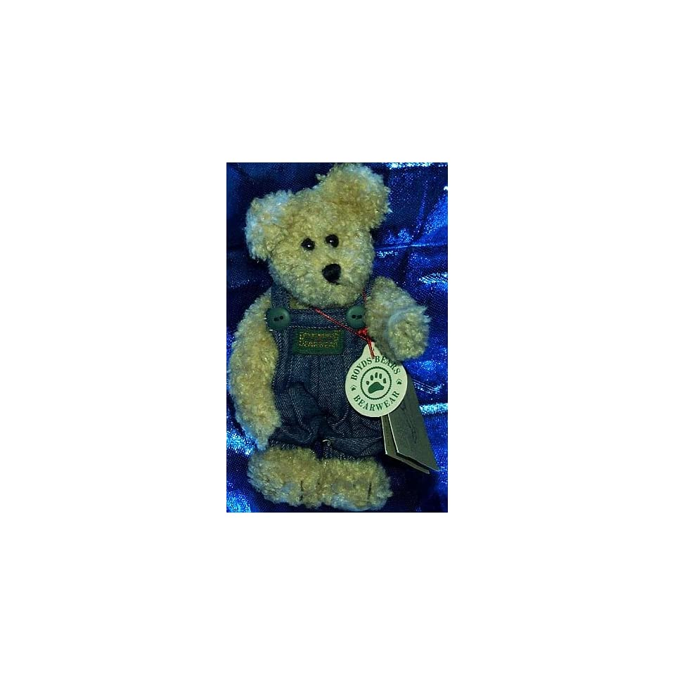 Boyds Bears & Friends 6 Teddy Bear Plush Toys & Games
