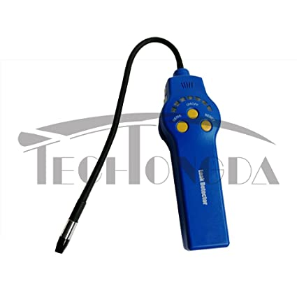 Techtongda 1set HLD-200+ Negative Corona Halogen Gas Detector Refrigerant Gas Leak Detector(Item#110080) - - Amazon.com