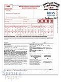 1096 Transmittal/summary Laser Tax Form -25 Pack- 2017