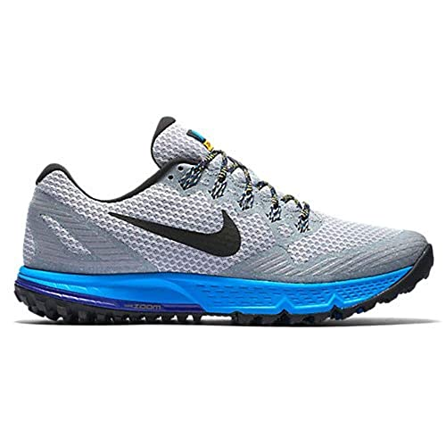 pick up innovative design authentic Nike Air Zoom Wildhorse 3, Running Homme, (Gris/Bleu), 44 EU ...