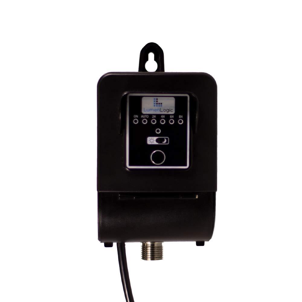 Lumen Logic Low Voltage Transformer (100 Watt) for 12V Landscape Lighting