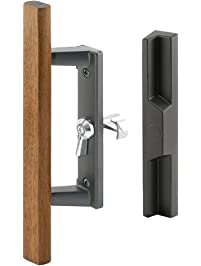 Awesome Prime Line Products C 1259 Sliding Glass Door Handle Set, 3 15/