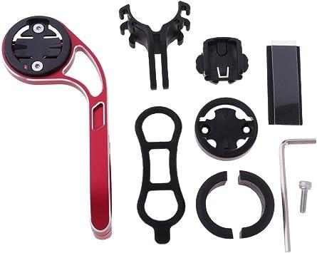 IPOTCH Conjunto de Soporte de Ciclocomputador para Bicicletas ...
