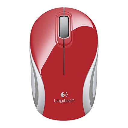 1b3f9cf7c8b Amazon.in: Buy Logitech M187 Wireless Mini Mouse (Maroon) Online at Low  Prices in India | Logitech Reviews & Ratings
