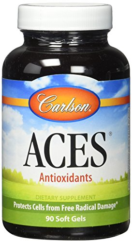 Carlson Labs Aces Soft Gels, 90 Count