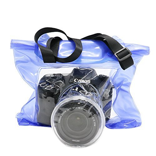 IDS DSLR SLR Camera Waterproof Bag Underwater