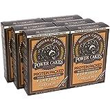 Kodiak Cakes Power Cakes, Non GMO Protein Pancake, Flapjack and Waffle Mix, Dark Chocolate, 18 Ounce (Pack of 6)