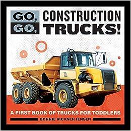 machines cranes builder Construction site Booksling trucks toddler bookstorage
