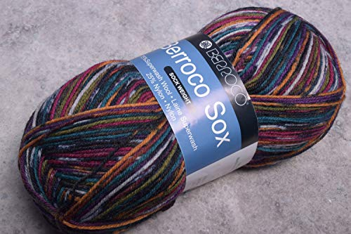 - Berroco Sox Yarn (1425) John Moores By The Each