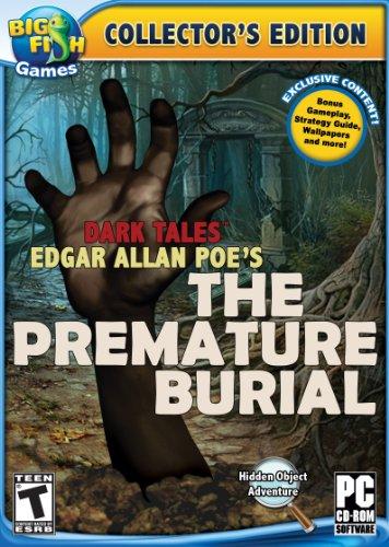Dark Tales 3:Edgar Allen Poe's The Premature Burial - (Safe Harbour Spring)