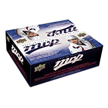 2017-18 UD Mvp Hockey Retail Box 36 packs