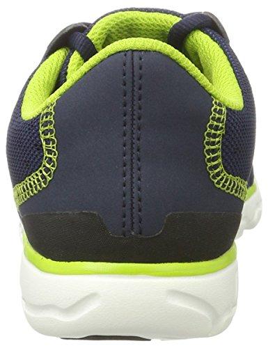 VAUDE Women's Tvl Easy, Zapatos de Low Rise Senderismo para Mujer Azul (Eclipse)