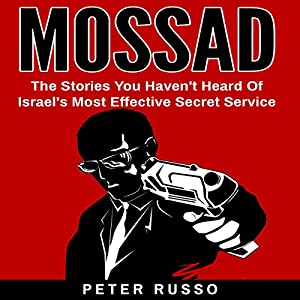 Mossad Audiobook