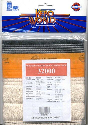World Marketing 32000 Kerosene Replacement Wick ()