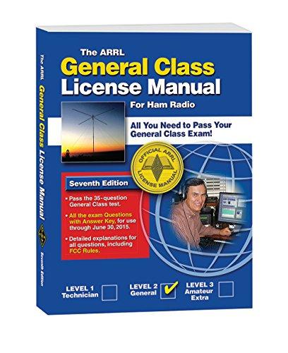 Manual Icom Radio (The ARRL General Class License Manual: For Ham Radio (Arrl General Class License Manual for the Radio Amateur))