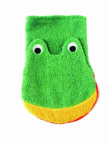 - Washcloth Hand Puppet Frog By Furnis Large