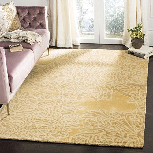 Wool Safavieh Martha Stewart (Safavieh Martha Stewart Collection MSR4542A Handmade Premium Wool Malted Area Rug (8' x 10'))