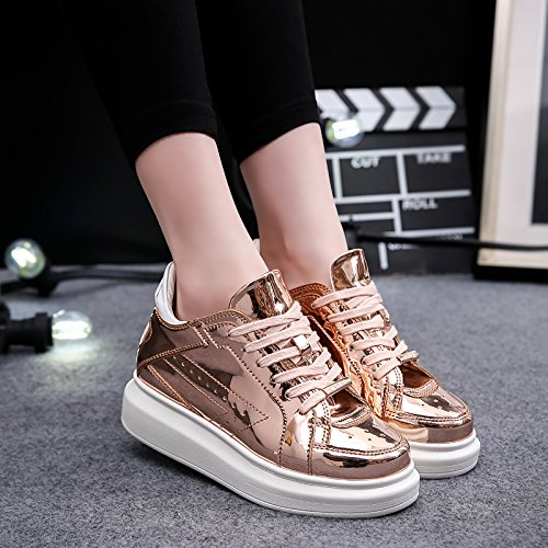 GUNAINDMXShoes/Shoes/Shoes/Shoes/All-Match/Spring/Winter/Running Shoes Rose Gold