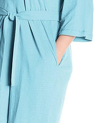 Amazon Essentials Women's 100% Cotton Robe
