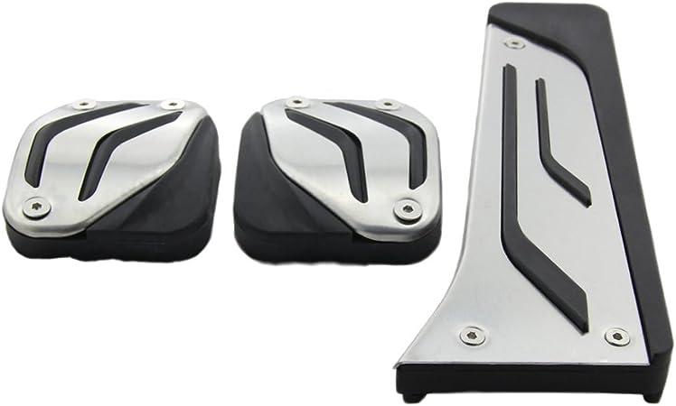 MT calotte Pedale 1 2 3 4 5 7 Serie X1 X3 X5 X6 Z4 frizione pedale del freno Gas Pedal Pedals