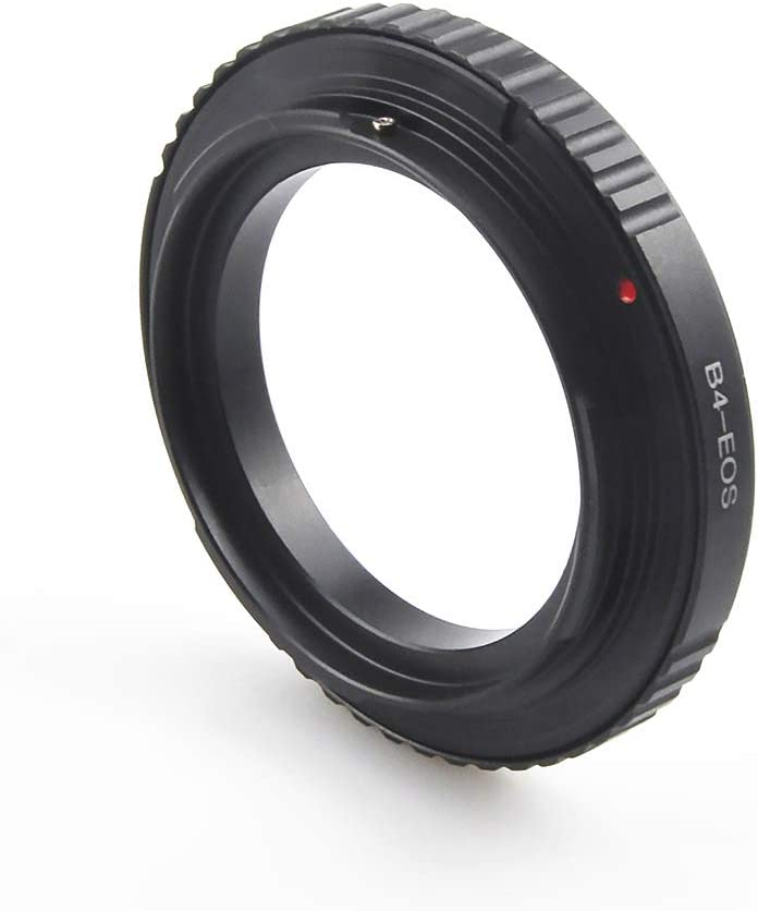 V2 Compatible with for Canon Fujinon 2//3 Lens /& for Nikon 1 mirrorless Digital Cameras with Tripod Mount Such as V1 J2 J3 Camera J1 V3