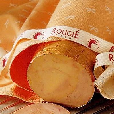 Rougie Whole Duck Foie Gras Torchon Style, 8.5 oz