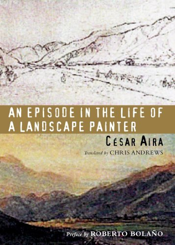 Painters Landscape (An Episode in the Life of a Landscape Painter (New Directions Paperbook))