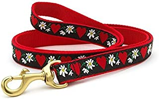 product image for Up Country Hearts & Flowers Dog Leash