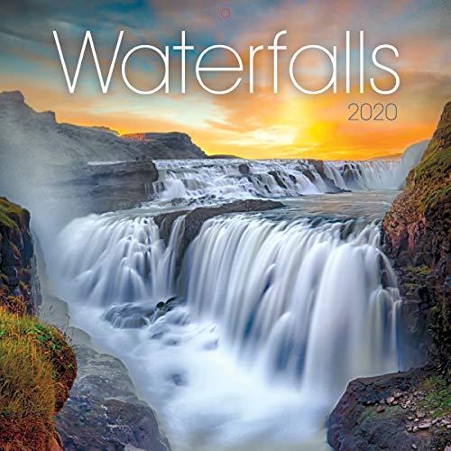 Turner Photo Waterfalls 2020 12X12 Photo Wall Calendar (20998027312)