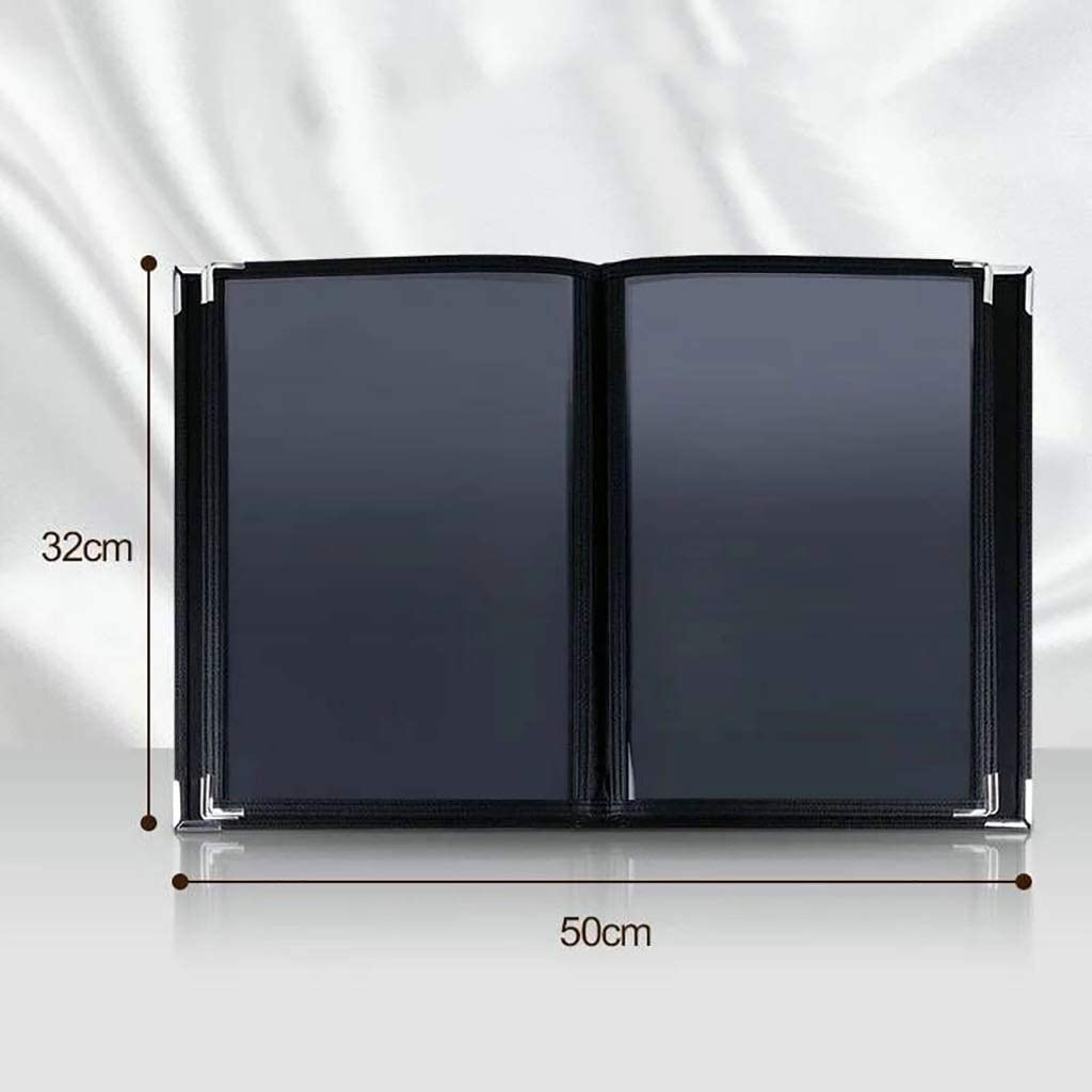 QSJY File Cabinets Document Display Folder a4 Home Photo Display Stand 3224.5CM Size : 10