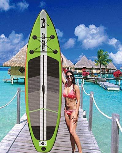 DOEWORKS Tablas hinchables de Paddle Surf Paddle Sup Stand ...
